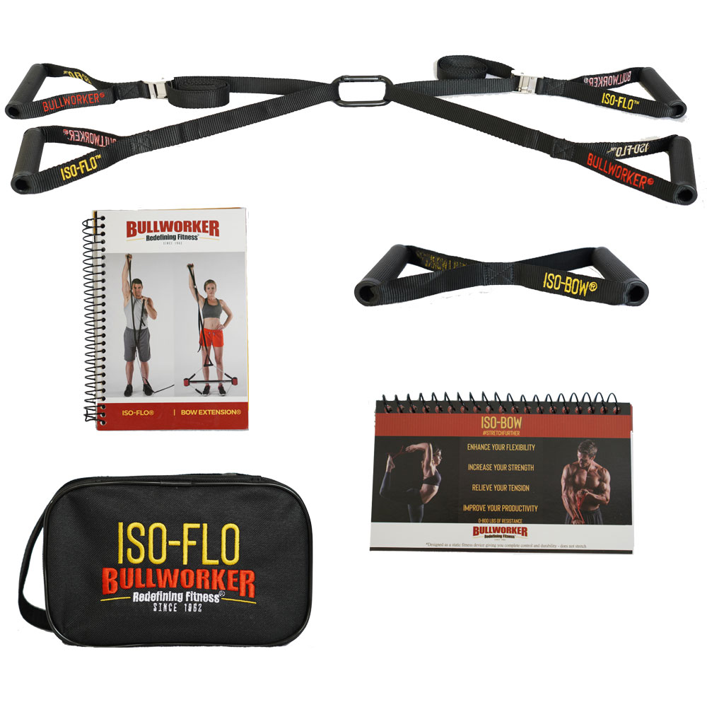 Isometric Exercise Equipment Portable Home Gym